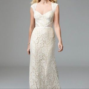 BHLDN Watters Twilla Gown Size 2